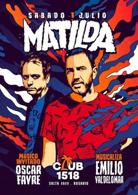 Matilda - Oscar Favre - Emi Val