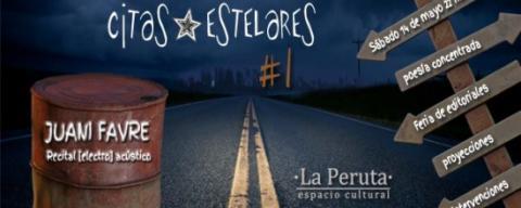 CITAS ESTELARES #1